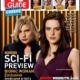 """Trois couvertures """"Sci-Fi"""" pour TV Guide"""