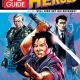 "TV Guide - 4 couvertures ""comics"" de Heroes"