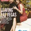 Gil Grissom et Catherine Willows à la une de TV Guide