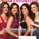 TV Guide et les femmes de la rentrée