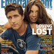 Matthew Fox et Evangeline Lilly en couverture de Entertainment Weekly
