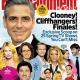 EW et le retour de Clooney