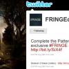 La FOX mise sur Twitter pour la promo de Fringe et Glee