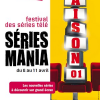 Festival des séries télé SERIES-MANIA du 6 au 11 avril