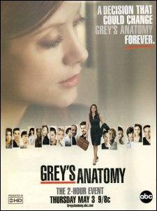 Grey's Anatomy - cliquez