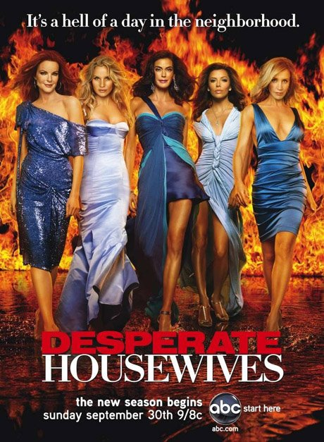 Desperate Housewives - Les Secrets de la Série affiche