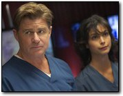 Heartland - Treat Williams et Morena Baccarin