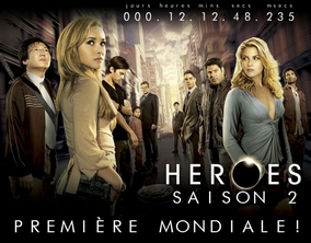 Heroes - TF1 Vision