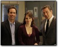 30 Rock - Jerry Seinfeld, Tina Fey et Alec Baldwin