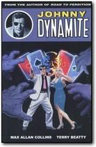 Johnny Dynamite, le roman illustré
