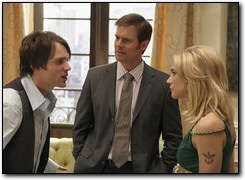 Dirty Sexy Money - Seth Gabel, Peter Krause et Samaire Armstrong