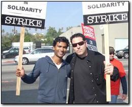 Sendhil Ramamurthy et Greg Grunberg