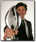 Patrick Dempsey, lauréat 2007