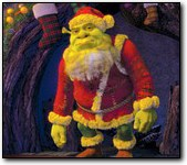 Shrek The Halls (photo : ABC)