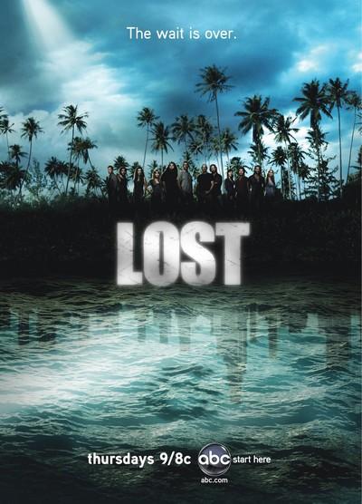 Lost - Affiche saison 4