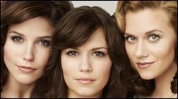 Les Frères Scott - Sophia Bush, Bethany Joy Galeotti et Hilarie Burton