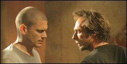 Prison Break - Wentworth Miller et William Fichtner