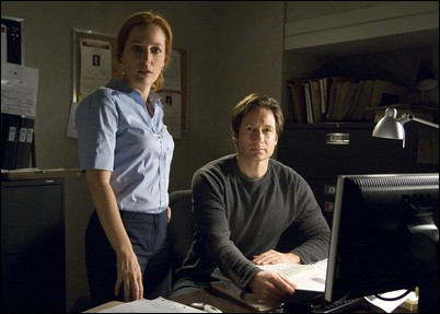 X-Files 2 - Gillian Anderson et David Duchovny