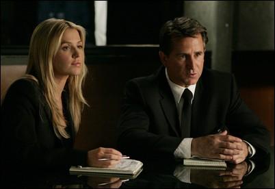 FBI Portés Disparus - Poppy Montgomery et Anthony LaPaglia