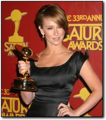 Jennifer Love Hewitt aux Saturn Awards 2007