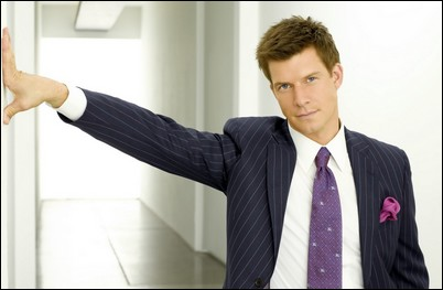 Ugly Betty - Eric Mabius