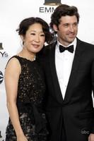 Sandra Oh et Patrick Dempsey
