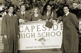 Les diplômés de Capeside