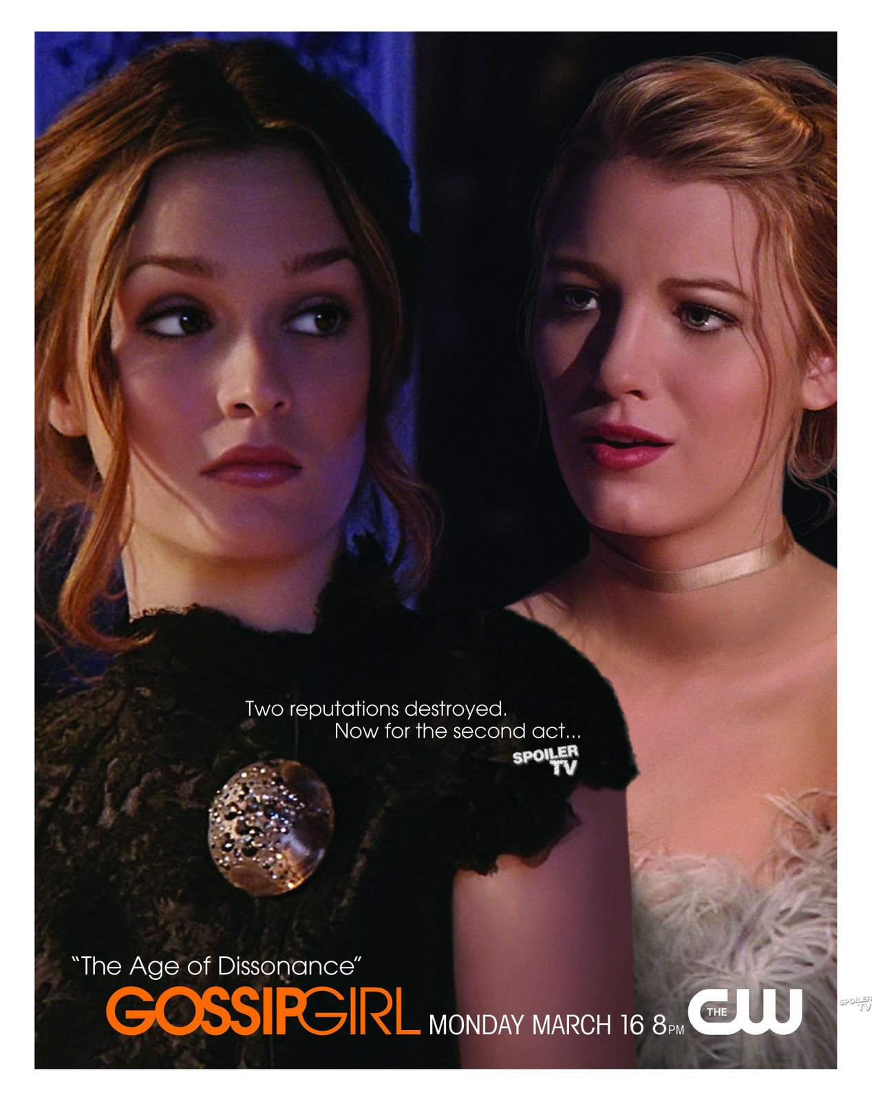 Gossip Girl The Age of Dissonance TV Episode