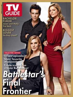 TV Guide - Battlestar Galactica