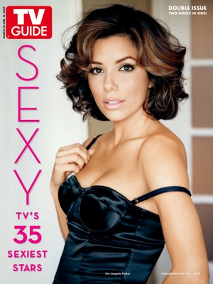 Eva Longoria - TV Guide