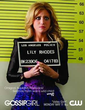 Brittany Snow alias Lily Rhodes
