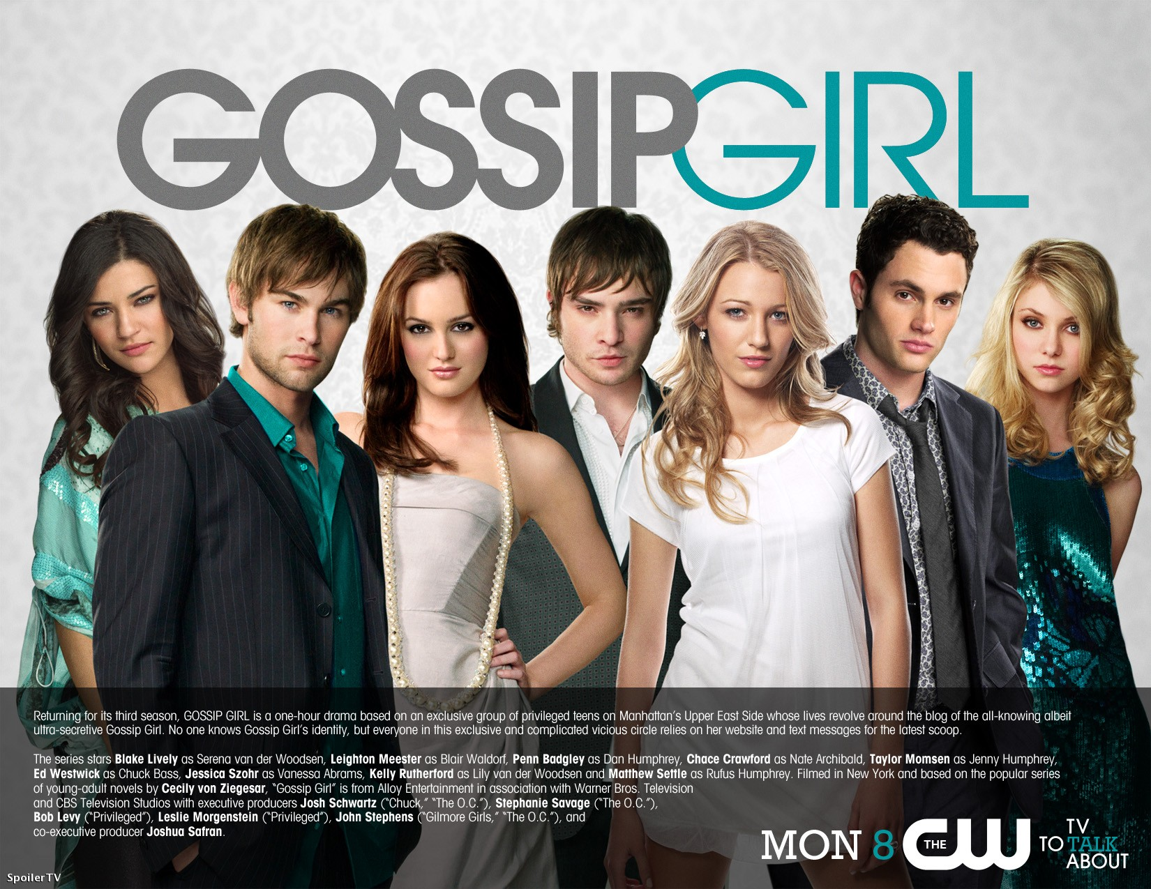 Gossip Girl CW Promo 2009 - YouTube