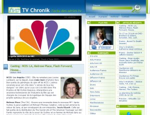 TV Chronik