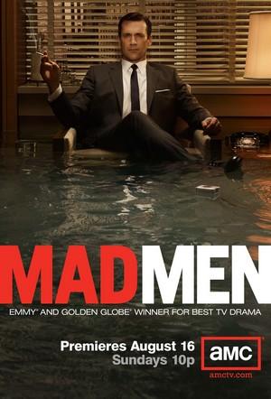 Mad Men saison 3