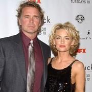 John Schneider et Kelly Carlson