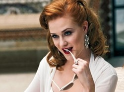 Evan Rachel Wood dans True Blood