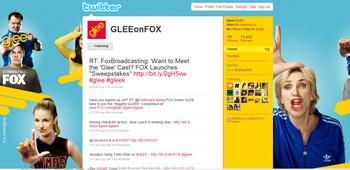 @GLEEonFOX