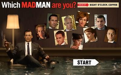 Mad Men Test