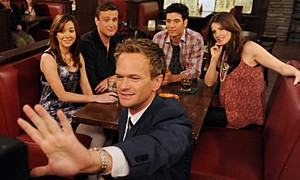 How I Met Your Mother, saison 5 le 21/09