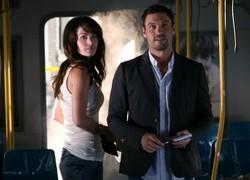Erica Durance et Brian Austin Green (Smallville)