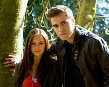 Nina Dobrev et Paul Wesley (The Vampire Diaries)