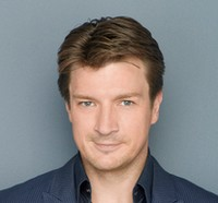 Nathan Fillion (Castle)