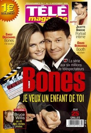 Bones - Télé Magazine