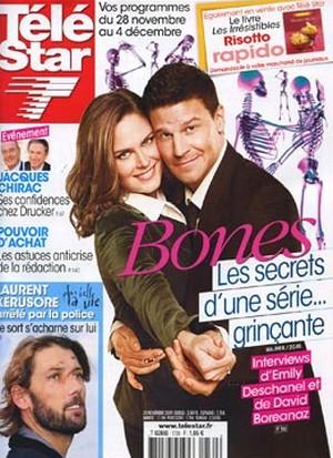 Bones - Télé Star