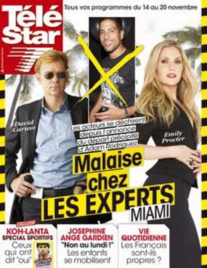 Les Experts Miami - Télé Star