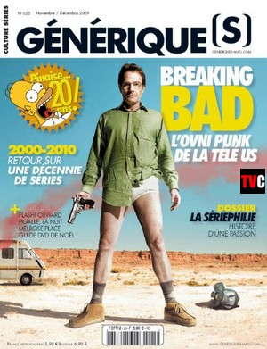 Breaking Bad - Générique(s)