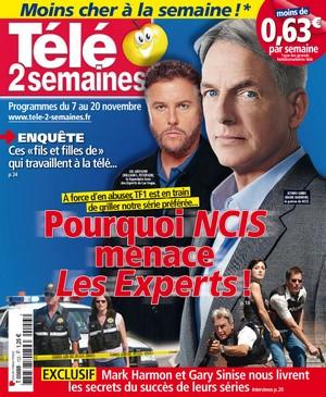 NCIS, Les Experts - Tele 2 Semaines