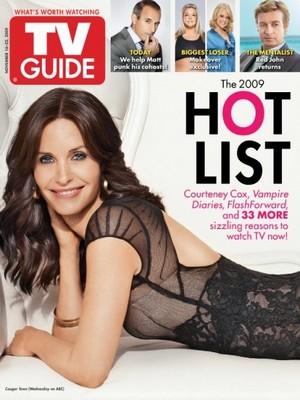 Courteney Cox - TV Guide