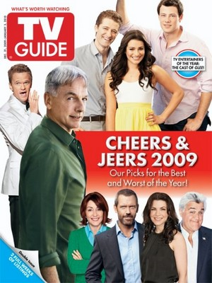 Cheers & Jeers 2009 - TV Guide