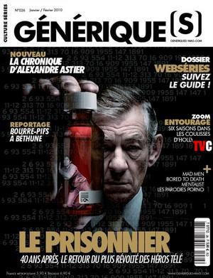 Le Prisonnier (2009) - Générique(s) n° 26